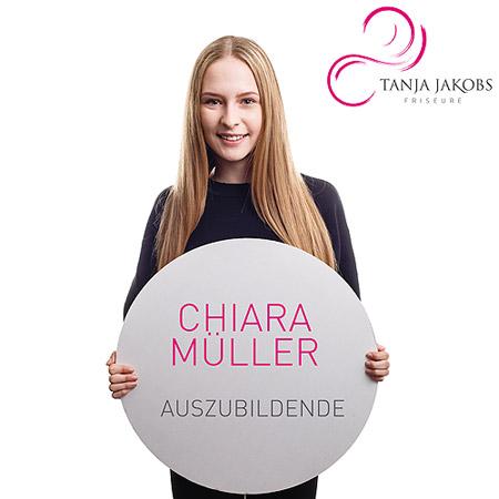 Tanja-Jakobs-Friseure-Wegberg-Chiara-Mueller-Auszubildende